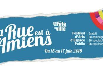 Amiens «La Rue est à Amiens » Espace Ile aux Fruits  Place du Cirque.   Samedi 16 Mai   Vers 19 H