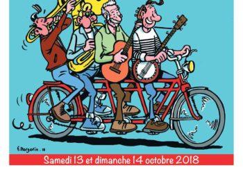 A Paris, le dimanche 14 Octobre pour les Journées Brassens